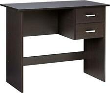 OneSpace 50-7005ES Adina 2-Drawers Espresso Writing Desk