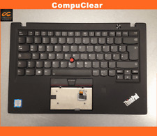 * LENOVO X1 CARBON 5TH GEN. PALMREST W/KEYBOARD GERMAN QWERTZ 01ER676