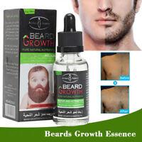 30ml Reliable Pilatory Beard Mustache Growth Oil Hair Care Hair Loss Treatment
