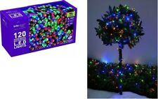 Christmas Lights For Christmas Tree Decoration Multi Colour LED Lights 120 Piece