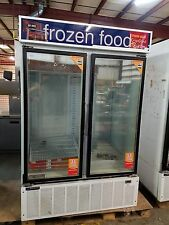 Master-Bilt BLG-48HD 2 Door Glass Frozen Food Merchandiser Freezer - 49cuft