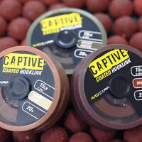 Avid Carp Captive Coated Hooklink *New* - Free Delivery