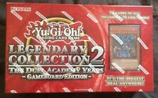 Yu-Gi-Oh! Legendary Collection 2 The Duel Academy Years Gameboard Edition Sealed