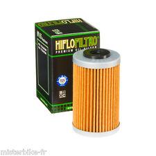 Filtre à huile HifloFiltro HF655 KTM 250 EXC-F Six Days 2012 / 250 SX-F 05-12