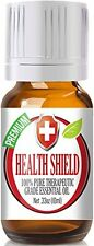 Best Health Shield Compare to Thieves Oil by Young Living, Four Thieves by 100%