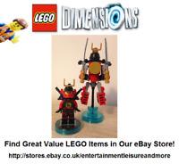 LEGO Dimensions Nya Ninjago Fun Pack 71216 - FULLY COMPLETE - Premium Seller -