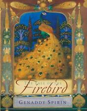 THE TALE OF THE FIREBIRD by Gennady Spirin (2002, Hardcover)