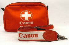 @ Ship in 24 Hours! @ Very Rare! @ Canon's Personal Equipment Pouch & Red Strap