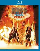 Kiss Rocks Vegas  Live At The Hard Rock Hotel [Bluray] [DVD]