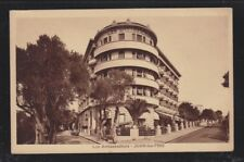 FRANCE 1930s HOTEL LES AMBASSADEURS IN JUAN LES PINS POSTCARD UNUSED