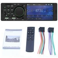 1Din 4.1 Inch Press Screen Tft Car Stereo Mp5 Player Fm Radio Bt4.0 Usb Aux
