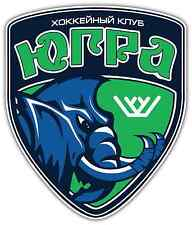 "Ugra Khanty-Mansiysk KHL Hockey Car Bumper Window Locker Sticker Decal 4""X5"""