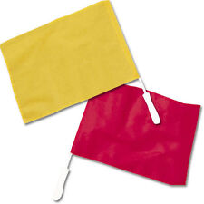 Linesman Flags (1 Red & 1 Yellow)