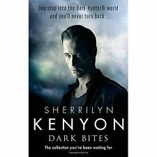 Dark Bites by Sherrilyn Kenyon (Paperback) NEW BOOK