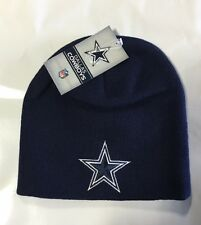 Dallas Cowboys Knit Beanie Winter Hat Toque Skull Cap NEW Dark Blue