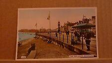 Postcard Unposted Dorset, Weymouth The espalande