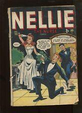 NELLIE THE NURSE #11 (1.5) CLASSIC GOOD GIRL COVER!