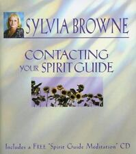 Contacting Your Spirit Guide by Sylvia Browne (2002, Hardcover)