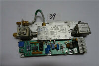 HARRIS MICROWAVE 6 GHZ PA, FERRITES, PA BIAS CARD, COMPLETE ASSBLY, EXC COND