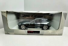"1:18..UT Models--BMW Z3 Coupe 2.8 met green ""20422"" in OVP / 3 K 968"