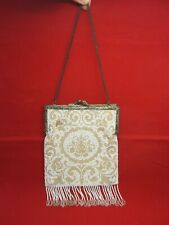 New listing Vintage Art Deco Flappers Roaring 20'S Micro Beaded Decoratd Purse