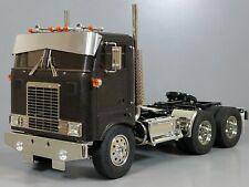 Custom Made Tamiya 1/14 R/C Globeliner DayCab Tractor Truck with Transmitter ESC