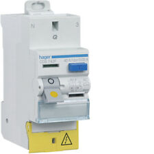 Interrupteur différentiel 2P 40A 30mA type A à bornes décalées SanVis CDS743F
