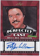 2015 POP CENTURY PERFECTLY CAST AUTO:BILLY DEE WILLIAMS #3/3 AUTOGRAPH STAR WARS