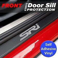 Vauxhall Astra K 2015+ Vinyl Door Sill Protectors + Logo and Install Kit