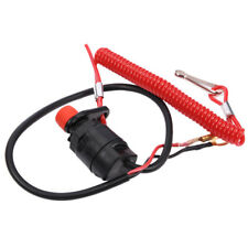 Outboard Cut off Boat Motor Kill Stop Switch Safety Lanyard For Yamaha Hot Sale