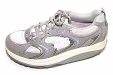 Womens Skechers Shape Ups Action Packed 11806 Sneakers Gray/Pink Sz 7 Preowned