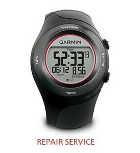 Garmin Forerunner 410 EXTENDED Battery Replacement Repair Service