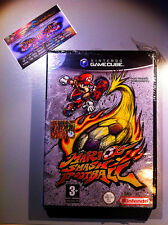 MARIO SMASH FOOTBALL SIGILLATO NEW FACTORY SEALED NINTENDO GAMECUBE RARE GC WII