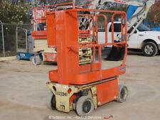 New listing 2013 Jlg 1230Es 12' Electric Vertical Mast Lift Personnel Man Aerial bidadoo