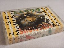 Ziggy Marley & The Melody Makers : Conscious Party- Cassette 1988