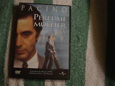 Perfume de Mulher (Scent of a Woman) (DVD, 2004) Portugues, Espanhol, Region 3-4