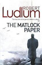 The Matlock Paper by Robert Ludlum (Paperback, 2010)
