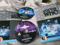 Doctor Who - Enlightenment - 2 Disco Edizione Speciale Peter Davison Is Dr Who