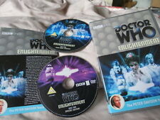 doctor who - enlightenment - 2 Disc Special Edition Peter Davison is  Dr Who
