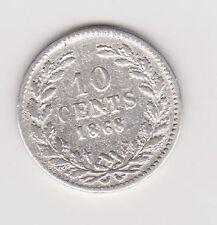 10 Cent 1868 Nederland WILLEM 3 - Lastig jaartal