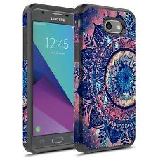 For Samsung Galaxy J7 V/Perx /J7 Prime/J7 Sky Pro/ SM-J727 Hybrid Graphic Case