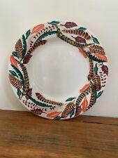 "Emma Bridgewater Pheasant Feather  8.5"" Plate New & 1st Quality"