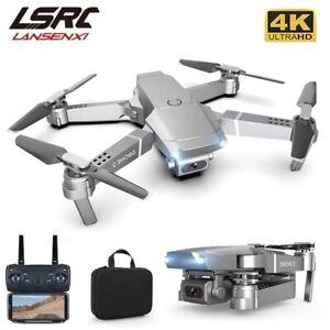 2021 New E68pro Mini Drone 4K 1080P HD Camera WiFi Fpv Air Quadcopter Toy