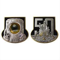 Coin: Navy Apollo 11 50th Anniversary (2 Inches)