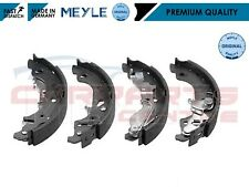 FOR FIAT PUNTO REAR AXLE BRAKE PADS SHOE MEYLE GERMANY 9948372