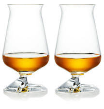 Irish Whiskey Glass - Tuath Whiskey Glasses - Whiskey Glass Set of 2 Irish Made