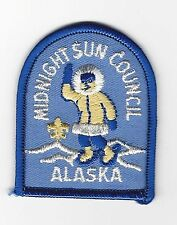 BOY SCOUT  MIDNIGHT SUN CNCL  FDL  CP ALASKA