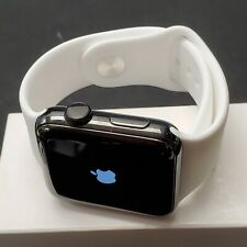 Apple Watch Series 2 42mm Black Stainless Steel ceramic  *A GRADE**