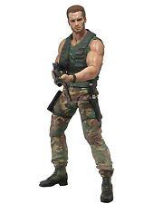 """Predator - 7"""" Scale Action Figure - 30th Anniversary Jungle Patrol Dutch - NECA"""