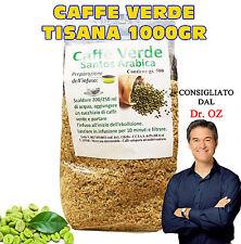 Caffe Verde DIMAGRANTE Brucia Grassi perdi peso TISANA 1 KG